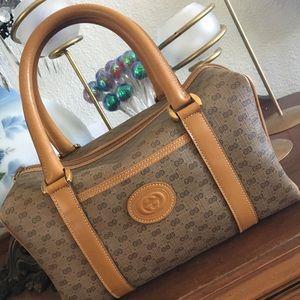 Gucci Mini Boston Handbag
